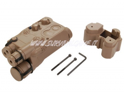 A.C.M AN/PEQ-16 Battery Case (Tan)