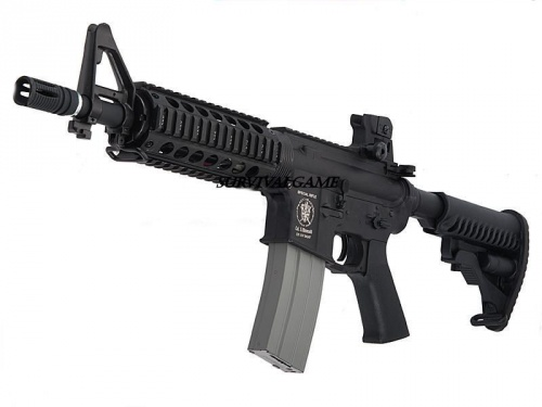 A.P.S. M4 CQB Electric Blowback Rifle