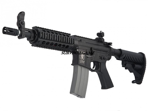 A.P.S. M4 CQB/R Electric Blowback Rifle