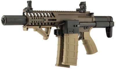 AEG AIRSOFT RIFLE - BO SHIELD K BAW OD