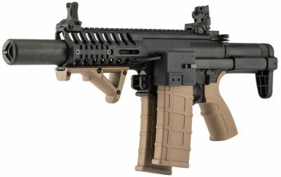 AEG AIRSOFT RIFLE - BO SHIELD K BAW TAN