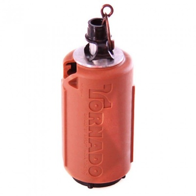 AIRSOFT INNOVATIONS IMPACT TORNADO AIRSOFT GAS BB RED GRENADE