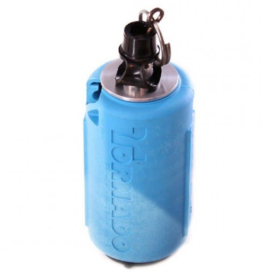 AIRSOFT INNOVATIONS TIMER TORNADO AIRSOFT GAS BB BLUE GRENADE