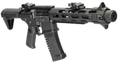 AMOEBA M4 Assault Rifle AEG w/ Modular Hand guard (AM13B)