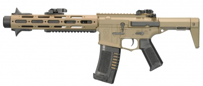 AMOEBA M4 Assault Rifle AEG w/ Modular Hand guard (AM13T)