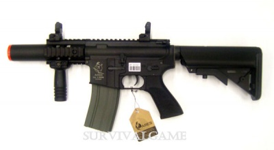 ARES M4 STUBBY KILLER TACTICAL CQC BLACK