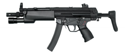 B&T MP5 A3 TACTICAL LIGHTED