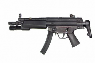 B&T MP5 A5 - TACTICAL LIGHTED FOREARM