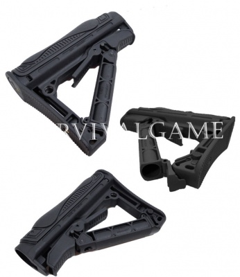 CALCIO SOFTAIR SERIE M4 G26 NERO G&G M4/M16