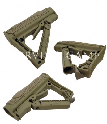 CALCIO SOFTAIR SERIE M4 G26 TAN G&G M4/M16