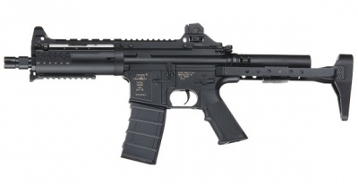 CXP.08 Concept Rifle Black Metal