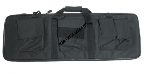 Rifle Gun Bag (Black)