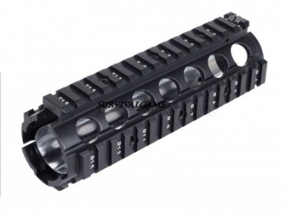 Dboys  Boyi Aluminum M4 RAS forend with making