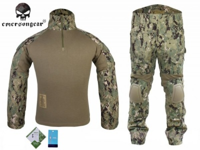 EMERSON GEN2 COMBAT SUIT+ PANTS AOR2