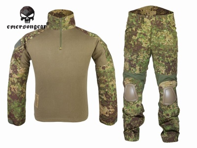 EMERSON GEN2 COMBAT SUIT+ PANTS GREENZONE