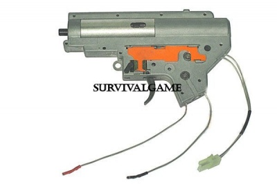 Element 9mm Complete Version II Gearbox