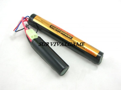 FireFox 11.1V 1350mah Li-ion CQB Battery