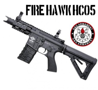 G&G Fire Hawk HC05