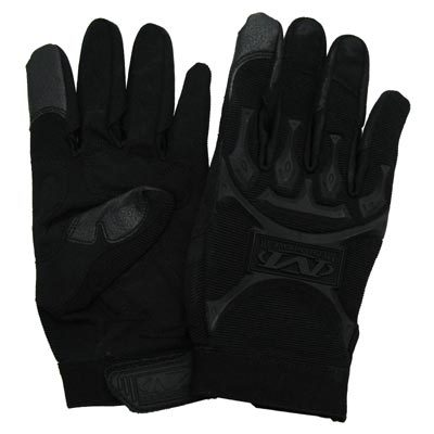 Mechanixwear style M-Pact black gloves