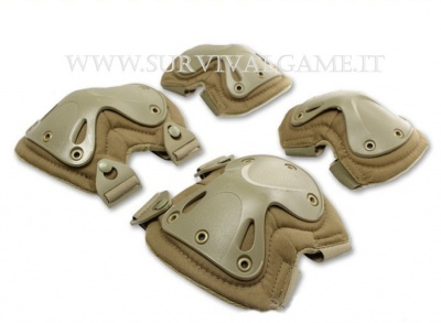 Kit Tactical Pad - Coyote Brown
