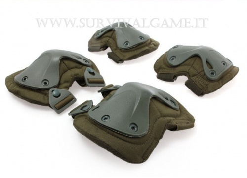 Kit Tactical Pad - Green