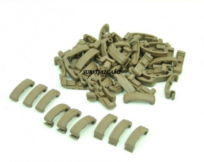 Larue IndexClips Colore: TAN