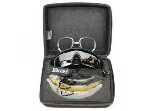 'Loadout Master' C2 Polycarbonate eye protection glasses set