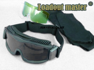 'Loadout Master' Special Operation goggles set