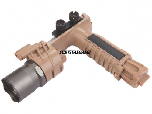 M900A Tactical Flashlight TAN