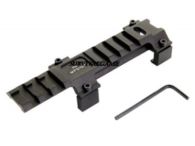 MP5-G3 Low Profile Scope Mount