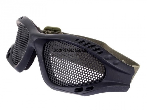 A.C.M. ZERO mesh eye Protection goggles