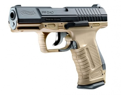 P99 DAO VERSIONE IN METALLO Co2 Walther RAL 8000