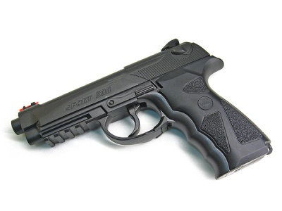PISTOLA CO2 B92 SPORT FULL METAL WG 306