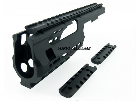 RAS system for MP5K