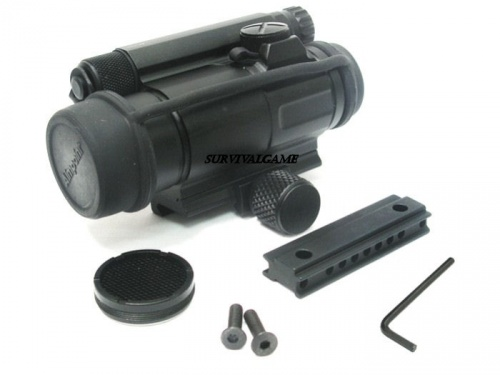 Replica Aimpoint M4 Scope Red Green