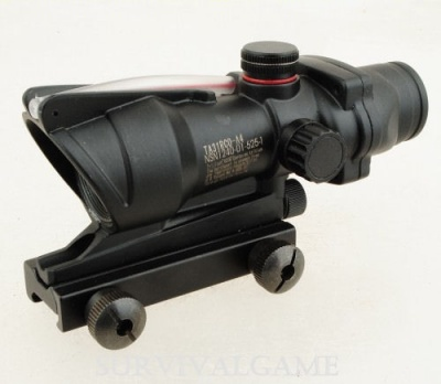 Red Dot  Style ACOG TA31