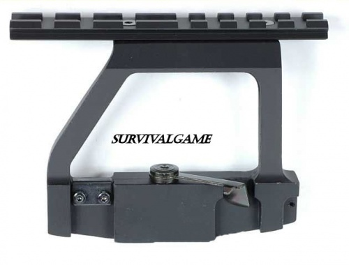 Precision AK Type Scope Mount Base