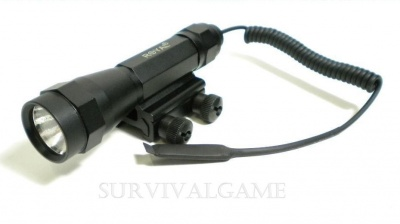 TORCIA LED SWAT FORCE 180 LUMEN ROYAL