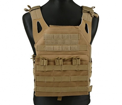 Tattico Jump type tactical vest - tan