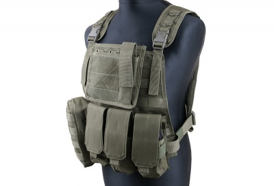 Tattico MBSS type Tactical Vest - olive