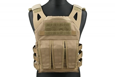 Tattico N Jump Plate Carrier - coyote brown